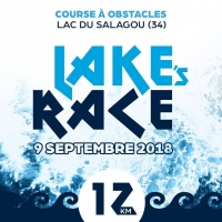 Lake's Race - Salagou